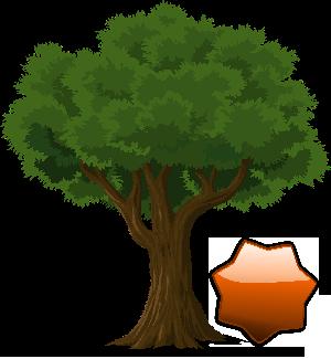 Spiel Baumaufbau
